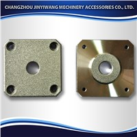 Supply aluminum electric stepper motor cover