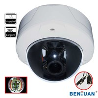 700TV Lines Vandal Proof Dome Camera with RS485, OSD menu, motorized zoom lens