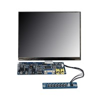 "8"" Connection USB or RS232 to PC and embedded system IPS LCD SKD LCD Monitor  (SKD823VAT-3)"