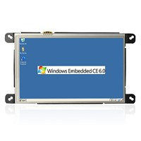 8 inch high brightness  touch Industrial Embedded Touch PC (W859)