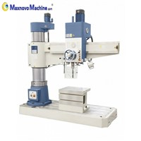 Heavy-Duty Diameter 50 mm Radial Drilling Machine (MM-R50)