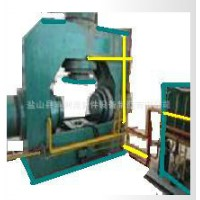 cabon steel tee cold forming machine