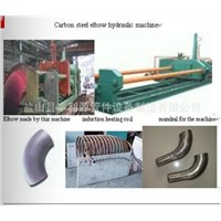 carbon steel hot making hydraulic machine