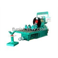 electric pipe and elbow and tee beveling machine