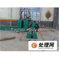 hydraulic pipe tube and bar bending machine