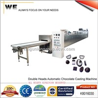 Double-Head Automatic Chocolate Casting Machine (K8016030)