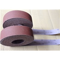 abrasive cloth roll/emery cloth roll/sand cloth roll