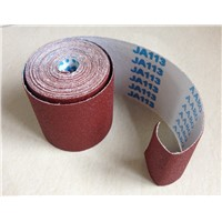 soft abrasive cloth roll