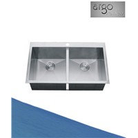 304 Stainless Kitchen Sink Above Counter Sinks
