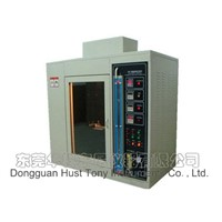 Horizontal and Vertical Flammability Chamber/Testing Machine