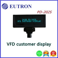 VFD customer display for POS terminal