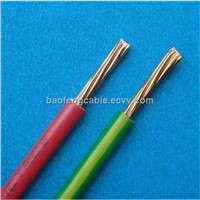 Copper Wire with PVC Insulation Electrical Cable Wire