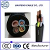 Flexible Copper Conductor Silicon Rubber Cable