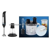 New Product Full Set Hand Blender(Model No. HB-101S)