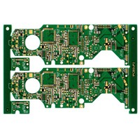 3OZ double sided FR4 circuit board