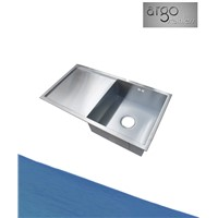 304 Handmade Kitchen Sinks Cheap Manufacturer in China