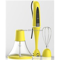 Muti-function Full Set Hand Blender(Model No. HB-101P)