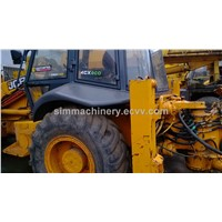 Used condition JCB 4CX backhoe loader second hand JCB 4CX backhoe loader used JCB wheel loader