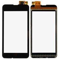 New Black Replacement Front Touch Screen Digitizer for Nokia Lumia N530