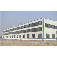 Pre-Engineered Metal Workshop Building
