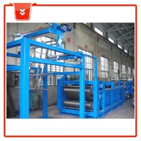 FRP SHEET MACHINE CAR BUMPER MACHINE ASSEMBLY LINE