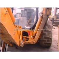 Used condition Case 590L backhoe loader second hand Case 590L backhoe loader for sale