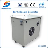 gas generator cutting machine equipment/Oxyhydrogen generator cutting machine