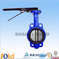 wafer butterfly valves