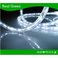 150Ft 120V Cool White LED Rope Light Spool 1/2 Inch