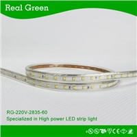 220V SMD2835 LED strip light