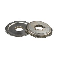 Air intake&exhaust sprocket,used in VVT,assembled in engine system,made by powder metallurgy