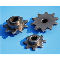 Garage door sprocket,made by powder metallurgy