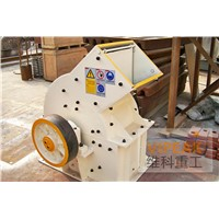 Hammer Crusher with high rotation speed