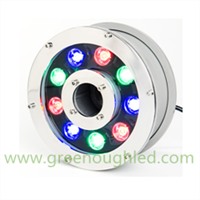 IP68 RGB LED Fountain Light/LED Underwater Light/Color Change LED Outdoor Light