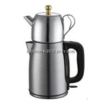Latest Hot sell S/S Tea Kettle(Model No.: M-TM2002S)