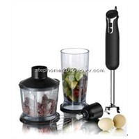 Nice Design Hand Mixer with Chopper(Model No.: M-HB601)