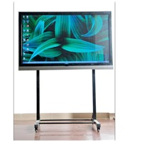 SANMAO 32 Inch 1920*1080 HD One Touch Machine with Touch Panel support VGA WIFI 3G OPS