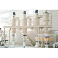 Spiral Separator with energy saving