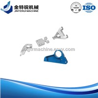 cheap cnc metal spare parts for aircraft