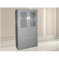 class 4 doors steel filing cabinet for office use