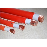 Double Rubber Insulated flexible Welding Cable