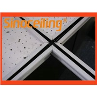 Solid Groove Ceiling Tee Bar, Suspended Ceiling Grids