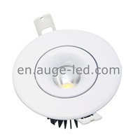 "2.5"" 3W,5W,7W SHARP COB led downlight, good quality, factory direct price, 3 years warranty"