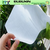 Nonwoven Ping Pong Hot Melt Adhesive Sheet for Shoes Heel counter shoe material
