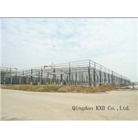 Light Steel Structure Large Span Workshop