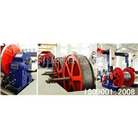 Rigid Frame Stranding Machine For Making Power Cable