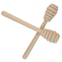 Promotional gifts item Wooden Honey Dipper