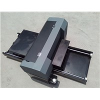 cheap A3 size 6 colors flatbed digital printer/ T-shirt printer/ Direct to Garment (DTG) printer