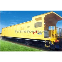 Ballast Wagon for Hong Kong