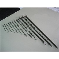 "Common Iron Nails 3/4""x18G, 1""X14G, 1.5""X14G, 2""X12G, 2.5""X11G, 3""X10G"